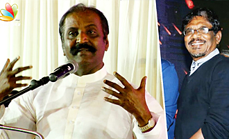 Bharathiraja movies only will be reference for Village culture : Vairamuthu
