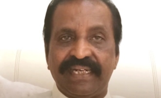 Vairamuthu says about Indians in foreign countries