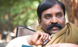 Lyricist Vairamuthu tweet about Niver Cyclone