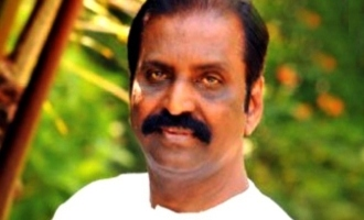 vairamuthu tweet about doctorate function cancel