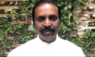 Vairamuthu releases video after Chinmayi's #MeToo allegations