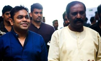 A.R. Rahman's reaction to Chinmayi accusations on Vairamuthu