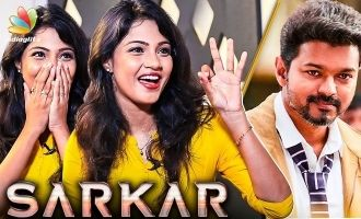 Lucky That I Play a FAN GIRL in Sarkar : Vaishali Interview
