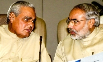 Vajpayee wanted to dismiss Modi, reveals BJP leader!
