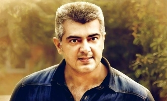A never before attempt in Thala Ajith's 'Valimai' revealed
