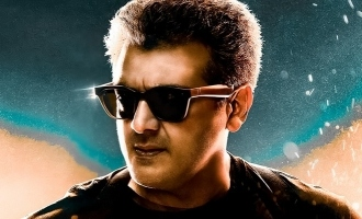 Thala Ajith's Valimai team drops a special poster for their villain's birthday - Pic inside