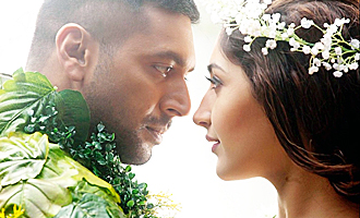 'Vanamagan' showing a great Upward trend