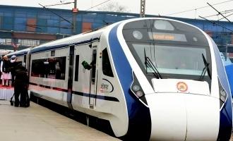 India's fastest train breaks down!