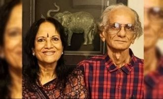 Popular playback singer's husband passes away