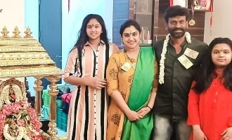 Kubera Lakshmi pooja in Vanitha house photos viral