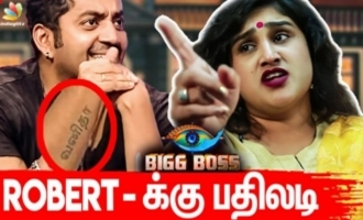 Vanitha replies to Choreographer Robert's allegation about their relationship
