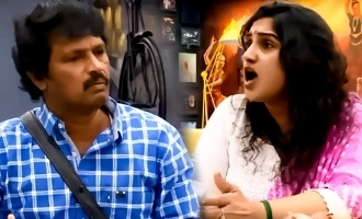 Cheran bursts out against Vanitha's dictatorship!