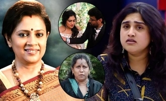 This is not your show dont interfere - Vanitha Vijayakumar slams Lakshmi Ramakrishnan