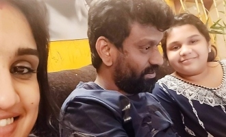 Vanitha instagram post about father and daughter relationship