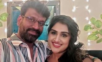 Vanitha Vijayakumar in legal trouble again due to Peter Paul issue?