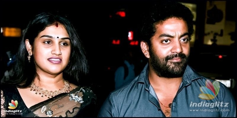When Vanitha explained her relationship with Robert!