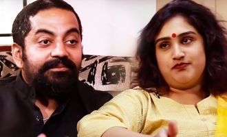 Vanitha responds to Robert's fake relationship allegation