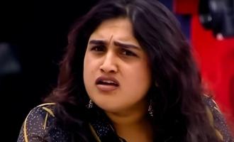 vanitha and Sivaji grandson Shivakumar tweets about Biggboss
