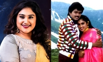 Vanitha on being Vijay's heroine
