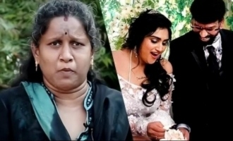 My husband said marriage to Vanitha is just for film shooting - Peter Paul's first wife interview