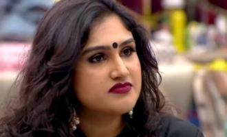 நான் ஒரு பெண் சிங்கம்: கர்ஜித்த வனிதா விஜயகுமார்