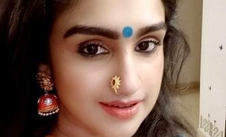 Vanitha Vijayakumar takes action against woman posting abusive videos against her