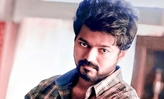 Thalapathi 65 shooting started new still viral