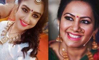 Vanitha Vijayakumar doing a role in zee tv serial thirumathi hitler