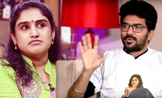 Bigg Boss 3 Vanitha's fun reply for Kavin imitation!