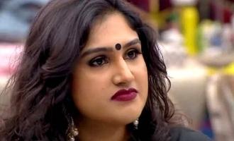 Shocking! Vanitha Vijayakumar's 20 year old niece passes away