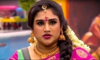 Vanitha Vijayakumar shocks fans with new marriage photo