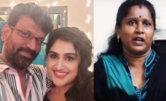 Court's order to Vanitha Vijayakumar and Peter Paul on case filed by Elisabeth Helen