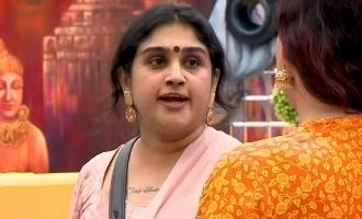 Biggboss Tamil season 3 Is Vanitha evicted from Biggboss house