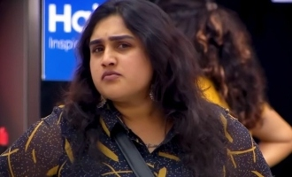 Breaking! Vanitha Vijayakumar evicted from 'Bigg Boss 3' house