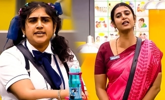 Bigg Boss 3 Kasthuri and Vanitha duck fights on Twitter!