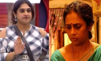 Vanitha Vijayakumar legal notice to Lakshmy Ramakrishnan demanding two and a half crores
