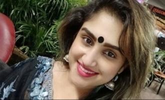 Vanitha Vijayakumar getting married again? - Here is her frank statement
