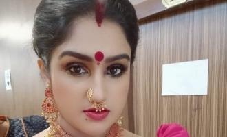 Vanitha Vijayakumar Peter Paul controversy Nanjil Vijayan Surya Devi image with drinks