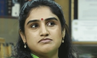 Vanitha Vijayakumar opens up about serious issues with Peter Paul