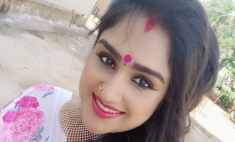 Vanitha Vijayakumar reveals pairing with busy actor in new movie