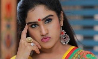Vanitha Vijayakumar's sudden decision shocks social media users