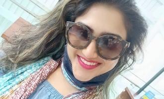 Biggboss Vanitha vijayakumar daughter function