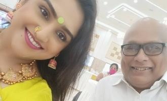 Suresh Chakaravarthy reply for vanitha statement