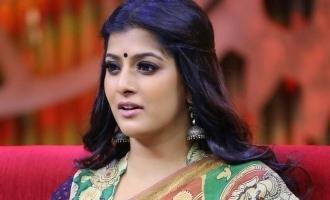 Varalakshmi blames Film Sangam Thalaivars for Radha Ravi-Nayanthara issue