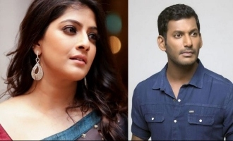 Vishal's reply to Varalakshmi