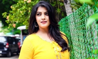 Varalaxmi Sarathkumar's social media accounts hacked!