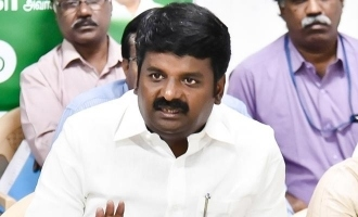 Minister Vijaya Baskar says action taken to TV actor Varadharajan