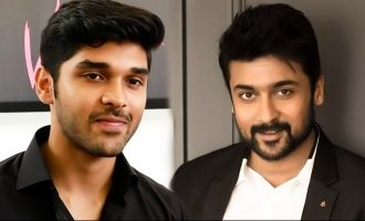 Suriya to do it for Dhruv!