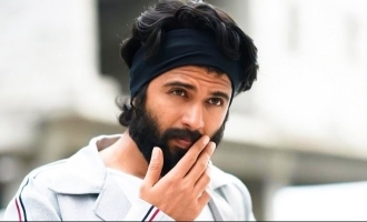 Vijay Deverakonda in Tamil remake of Arjun Reddy?