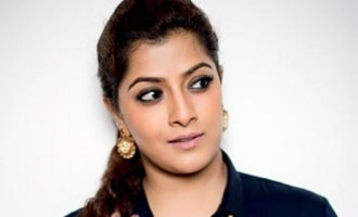 Varalaxmi all set for Telugu debut!